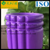 Massage Particles Rubber Foam Yoga Pillar, Hollow Colorful Yoga Column