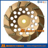 100mm-180mm Abrasive Cup Wheel  for Grinding Concrete / Marble / Granite