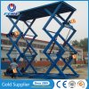 1000kg 2m Manual Indoor Stationary Lift Table Equipment
