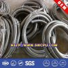 Reinforced Bellow PTFE Hose with Braided Stainless Steel