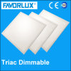 Triac Dimmable 595*595 100lm/W LED Square Panel Light