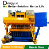 Qtm6-25 Dongyue Moving Cement Hollow Brick Making Machine Price on Sale