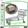 Heavy Duty Warehouse Transport Trolley Cart for Cash & Carry Store
