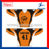 Healong Fresh Logo Sports Clothing Gear Sublimation Teens Ice Hockey Jerseys