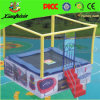 Fashion Mini Single Trampoline Bed for Children