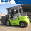 Handling Equipment 3t Diesel Forklift with Japan Isuzu Engine