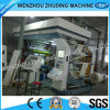High Quality Cheap Price 4colour Flexographic Printing Machine Roll to Roll Nonwoven Fabric
