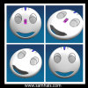 Wireless Remote Control Duplicator with Smile Faces Plastic Case.