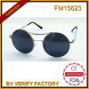 FM15623 High Quality Metal Vintage Sunglasses with Polariod Lens