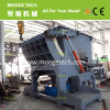 plastic packed film rock arm single shaft shredder machine