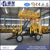 Hf-2 Trailer Mounted Water Well Drilling for Home Use, Core Machine