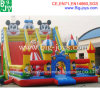 Big Inflatable Park Games Inflatable Toy Games for Kids/Amusement Park Inflatable Bouncy Castle for Sale