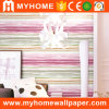 Interior Decoration Material Wholesale Wallpaper with High Grade