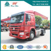 Sinotruk HOWO 4X2 Tractor Truck Prime Mover Trailer Truck Hauling Trailer Head 35ton Trailer
