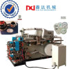 Automatic Counting Cutting Type High Speed Embossed Printing Tissue Cup Coaster Machine