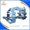 Flexography Plastic Film Cover Printing Machine for PE Film