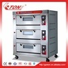 Kitchen Equipment Electric Stainless Steel Italian Bread Oven