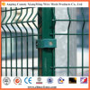 Galvanized and Coated Commercial Security Fencing Panel Fencing Yard Fencing