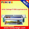 Cheap Price Infiniti / Challenger Fy-3208L 10FT Outdoor Solvent Printer with 4 35pl Heads