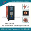High Frequency Induction Heating Machine 25kw 30-100kHz Spg50K-25