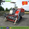 Wishope Double Thresher Cylinders Combine Harvester with Rubber Track