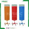 Floor Spinner Display Rack with Hooks