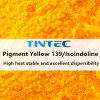 Yellow Pigment Powder 139/Isoindoline for Plastic with High Color Strength