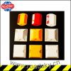 Highway Low Price Reflective 3m Road Stud Reflector with Anchor