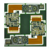 Manufacturer Custom Fr4 and Polyimide Rigid Flex Electronic PCB Board