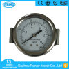2.5′′ 63mm Black Steel Case Pressure Gauge with U Clamp
