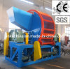 Waste Truck Tyre Shredder Machine