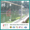 Galvanized PVC Basketbal Stadium Chain Link Fence Wire Mesh Factory