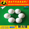 High Strength High Alumina Refractory Ceramic Ball