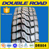 China Hot Sale Double Road Radial 12.00r24 Truck Tire