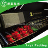 Environmental Plain Customized Flower Brown Carton Paper Packaging Packing Corrugated Box