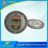 Professional Customized 3D Embossed Metal Souvenir Coin with 100% Factory Price (CO38-A)