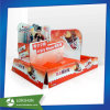 Chocolate Candy Cardboard Counter PDQ Display