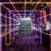 DMX Lighting Walkway Outdoor Commercial Christmas Street Lights Lighting Tunnel Decoration
