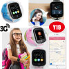 3G Network GPS Tracking Smart Watch with Touch Screen Y19