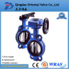 Bottom Price Soft Seal Butterfly Valve with High Quality