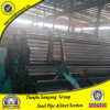 Cold Rolled ERW Black Ltz Metal Tubes for Frame