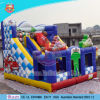 Leyuan Inflatable Double Lane Slip Slide for Sale