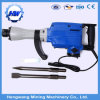 65 Demolition Hammer, 2000W Electric Hammer Drill, Electric Breaker Hammer Drill