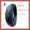 140/70-17tl Tubeless 6pr Nylon Long Life Motorcycle Tyre