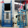 Hydraulic Residential Warehouse Vertical Guide Rail Cargo Lift Goods Lift Price