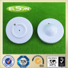 EAS RF Mini Round Security White Hardtag (AJ-RH-008)