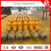 168mm- 323mm Cement Screw Conveyor, Powder Spiral Screw Conveyor