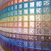 Clear or Colored Glass Block for Wall/CCC