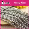304 Jewelry Stainless Steel Ball Chain