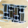 OEM Aluminium Frame Structure Profiles for Passenger Cars/Track Parts